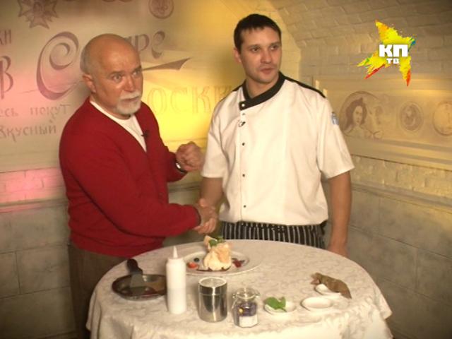Отчаянный домохозяин: готовим десерт с Фиалками