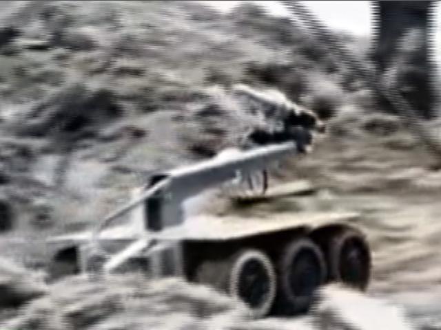 Боевые роботы - армия будущего