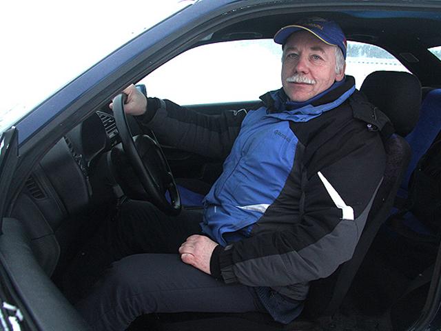 Как не попасть в аварию на зимней дороге