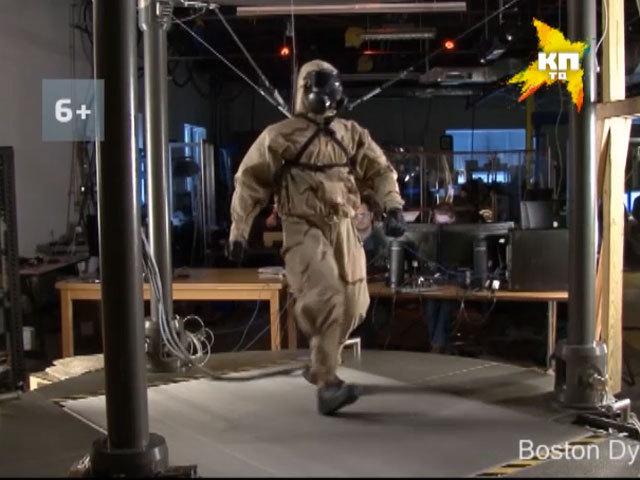 Терминатор уже среди нас: новый робот-солдат практически неотличим от человека