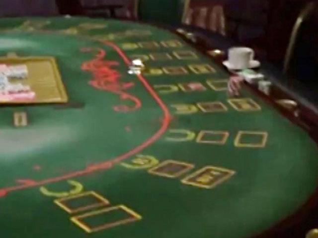 Мошенники обманули казино с помощью шпионских линз