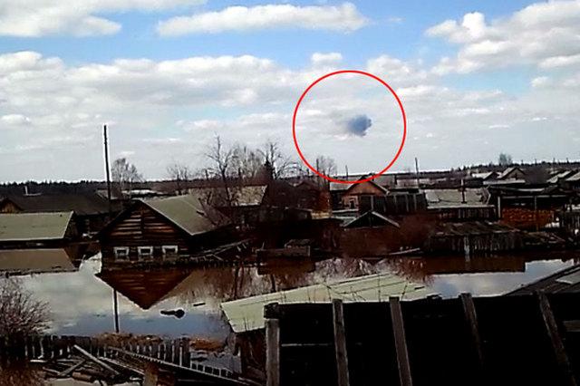 Как произошло крушение Ми-8 в Иркутской области