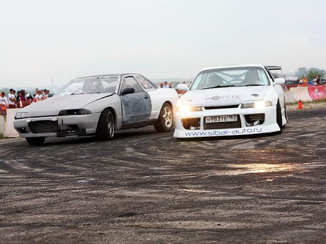 В Самаре прошел фестиваль Car-fest