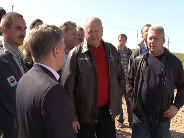 Губернатору Камчатского Края представили первый ветродизельный комплекс