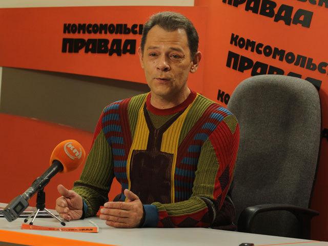 Вадим Казаченко в Иркутске рассказал о самом безумном поступке в своей жизни