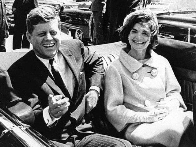 22 ноября 1963 года в Далласе был убит президент США Джон Кеннеди (документальные кадры)