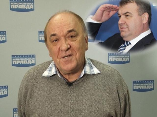 Военный обозреватель Виктор Баранец о деле Сердюкова