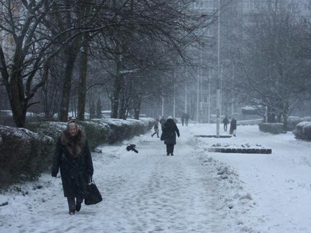 Шторм «Ксавьер» добрался до Калининграда