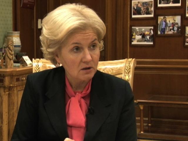 Ольга Голодец: бюджетникам и пенсионерам увеличат зарплаты и пенсии