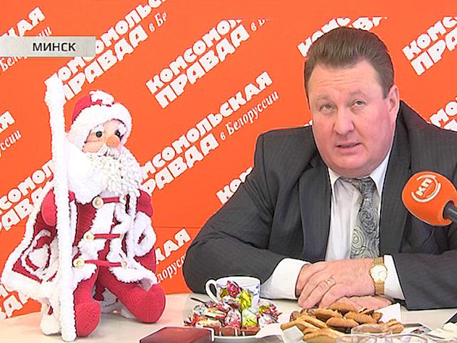 Дед Мороз главной елки страны Владимир Радзивилов о детстве, судьбе и вере в Деда Мороза