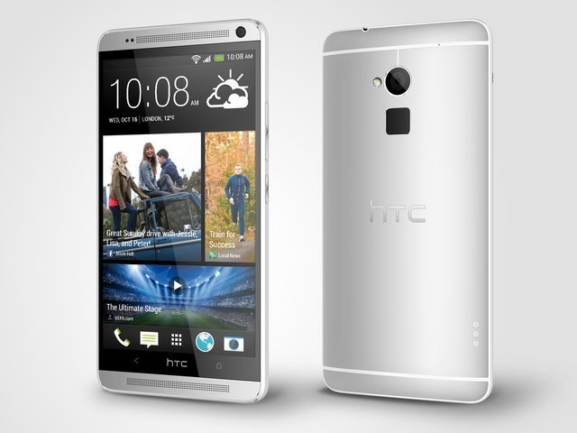 Обзор фаблета HTC One Max