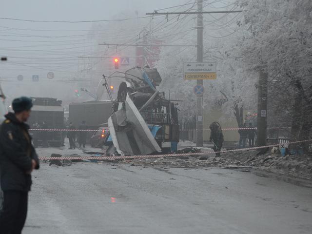Жертвами нового взрыва в Волгограде стали по меньшей мере 12 человек