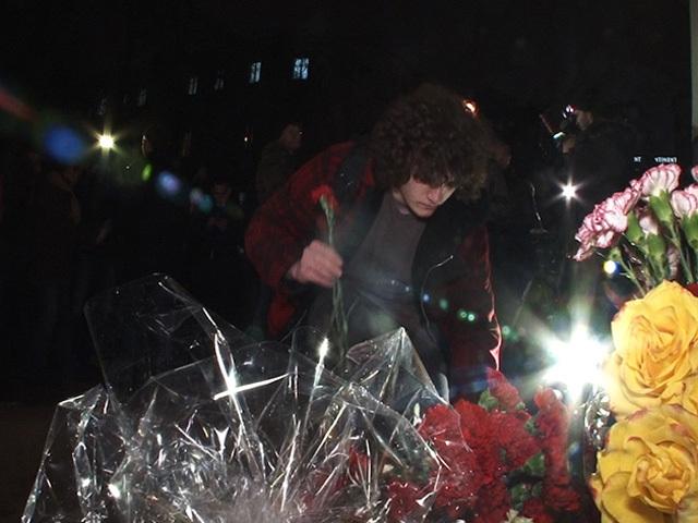 В Москве почтили память погибших в терактах в Волгограде