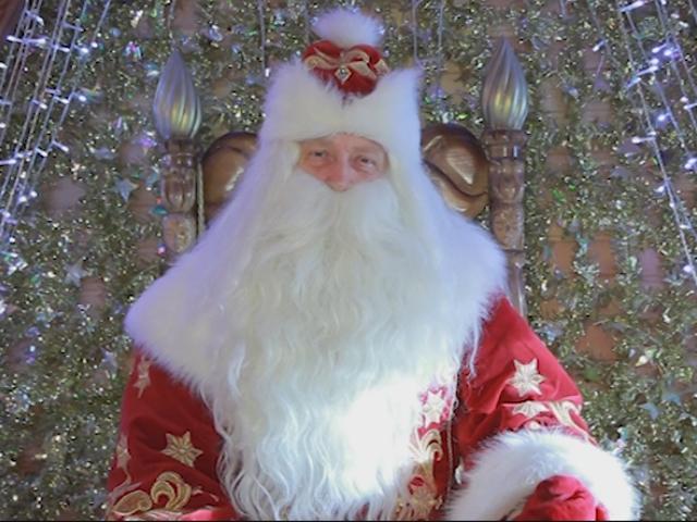 Поздравление главного белорусского Деда Мороза