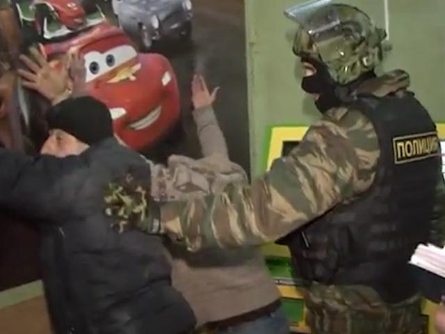 В Волгограде  продолжается операция  «Вихрь-Антитеррор»