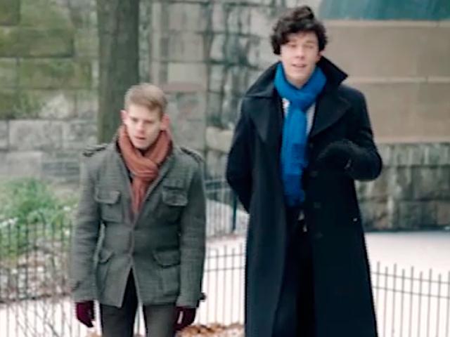 "Третий сезон ""Шерлока Холмса"" переложили на мюзикл"