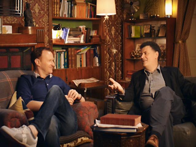 """Создатели сериала """"Шерлок"""" о том, как они """"убивали"""" и """"воскрешали"""" главного героя"""