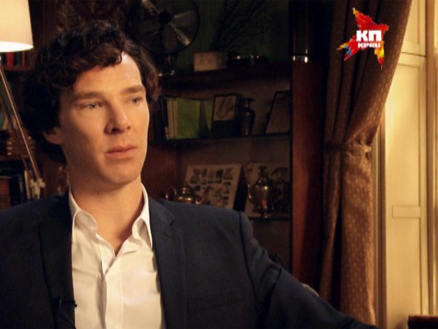 """Исполнитель главной роли сериала """"Шерлок"""" Бенедикт Камбербэтч рассказал о теориях спасения, путешествиях и и свадьбе своего героя"""