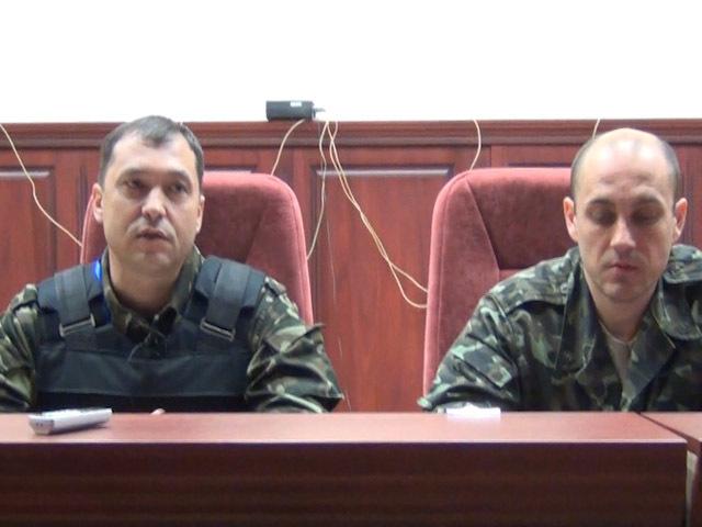 Луганский сепаратист, штурмовавший здание СБУ, идет на выборы?