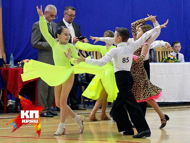 Кубок СФО по танцам в Барнауле (апрель 2014 год)