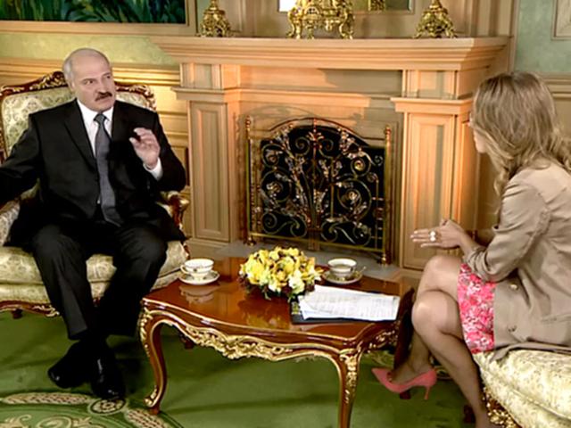 Александр Лукашенко о личной жизни