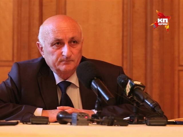 """Леонид Лакербая, премьер-министр Абхазии: """"Наша цель - сохранение Абхазии, как государства"""""""