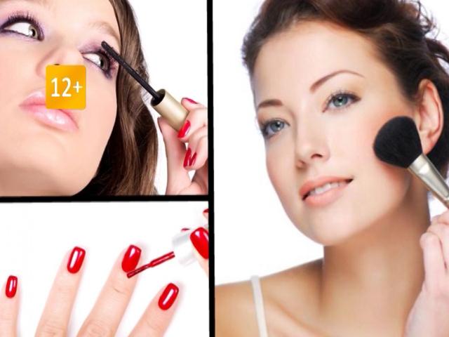 Отсутствие макияжа у женщины может стать причиной развода?