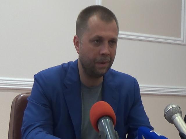 Бородай: у ДНР нет оружия, чтобы сбить самолет на высоте 10 км