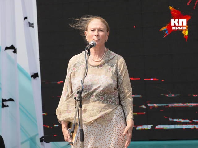 Народная артистка РСФСР Людмила Зайцева о Шукшине