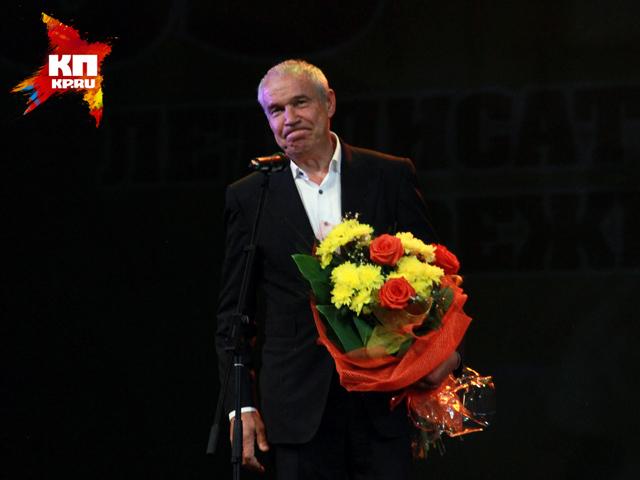Сергей Гармаш: «Шукшин - это непростые и непростецкие рассказы…»