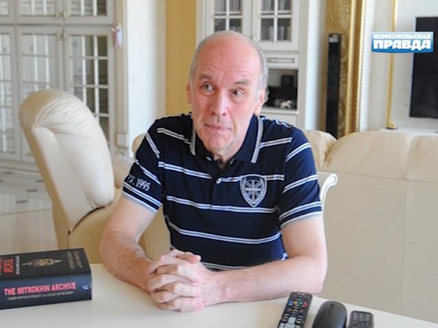 """Геннадий Соколов, историк: """"Митрохин 12 лет копировал архивы КГБ"""""""