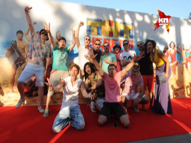 В Юрмале уже во второй раз прошел фестиваль Comedy Club