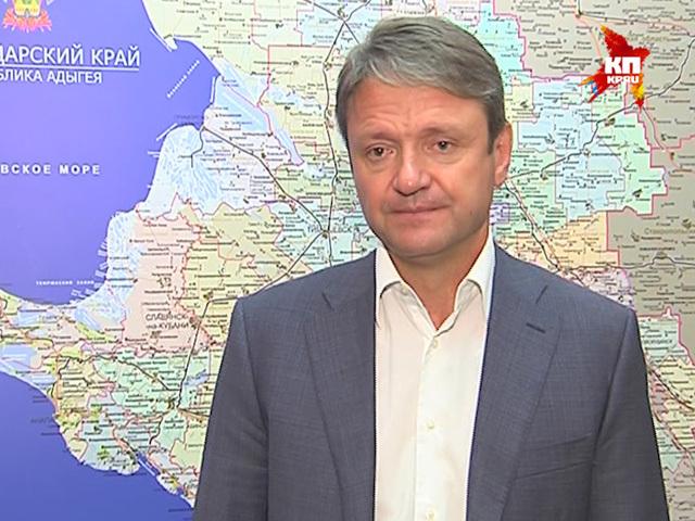"Александр Ткачёв: ""Мы справимся своими силами"""