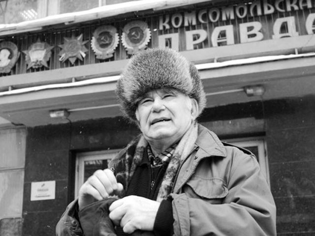 Год без Василия Пескова