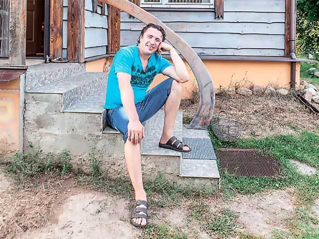 Домик в деревне спасает от пьянства