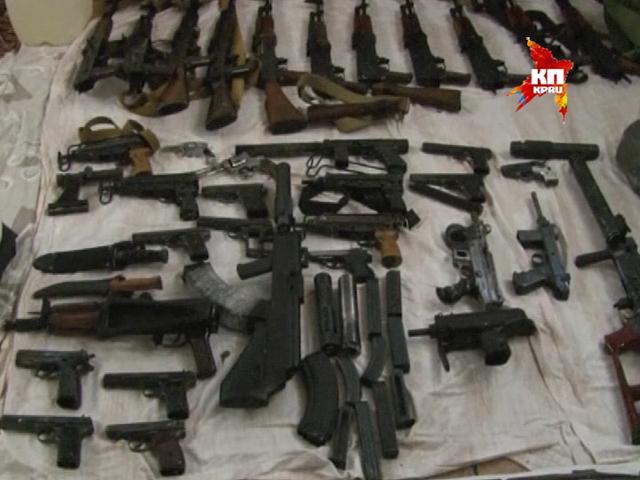 В Подмосковье задержана банда, причастная к убийству мэра Владикавказа