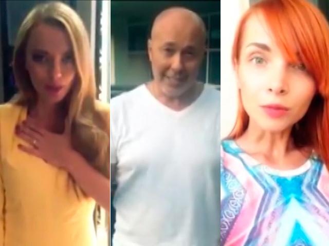 Белорусские артисты в поддержку Макса Алейникова