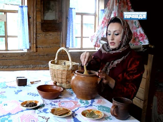В Омской области готовят квас и сбитень по древнерусским традициям