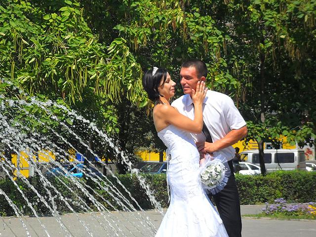 Волгоградец поджег жену сразу после свадьбы