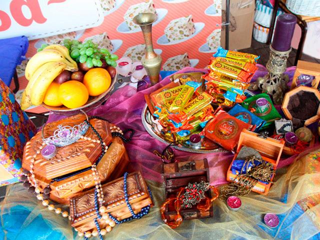 «День «Халвы»: и покупки, и подарки, и восточные сладости