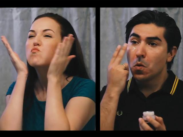 Видео забавных чудачеств женатых пар