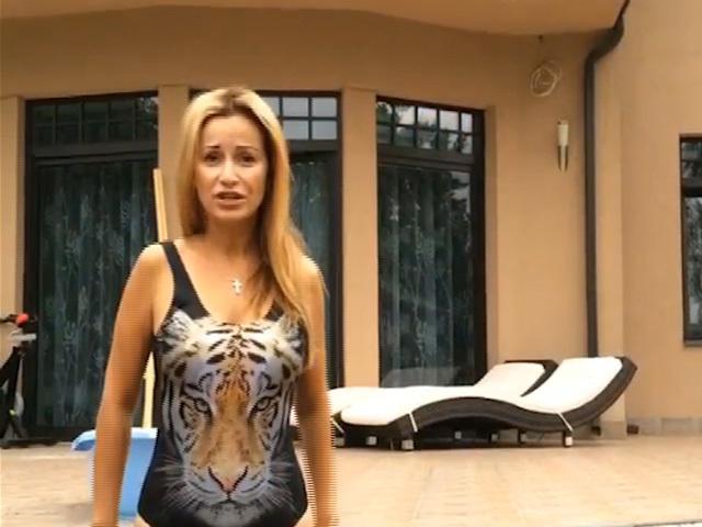 Ольга Орлова показала дом, где проходит реабилитацию Фриске