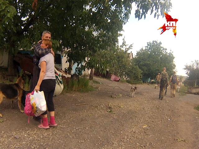 В Иловайске до сих пор идут уличные бои