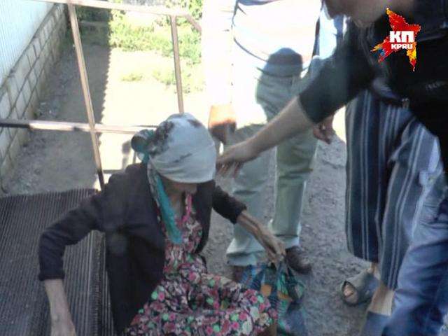 В очереди за хлебом 84-летняя луганчанка потеряла сознание