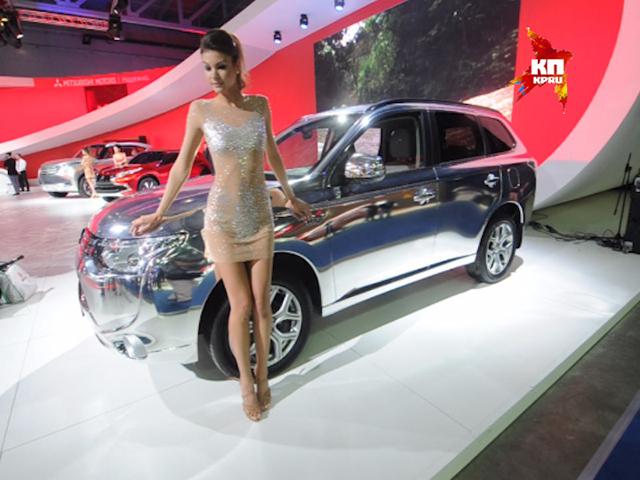 Главное автомобильное событие года -  Московский международный автосалон
