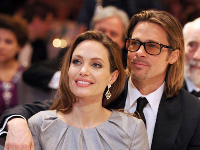 Анджелина Джоли и Брэд Питт наконец поженились