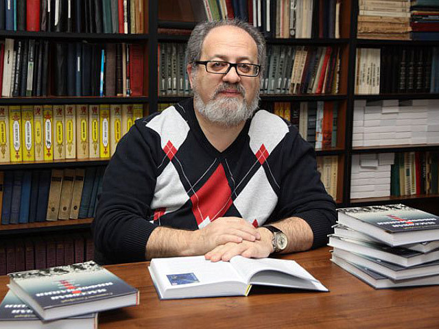 Станислав Гольдфарб: «Еще со школы мечтал стать историком»