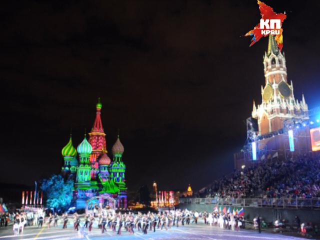 """Участники фестиваля """"Спасская башня"""" показали свои программы"""