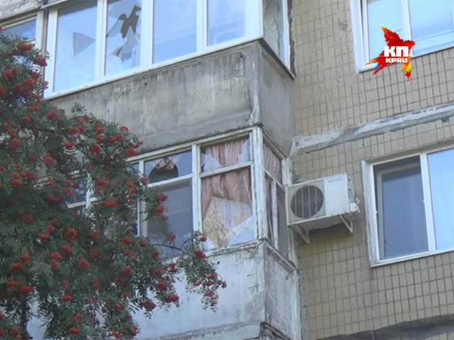 В Донецке вновь обстреляли жилой микрорайон: снаряды попали в школу и детский сад