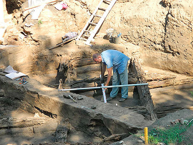 В центре Самары археологи нашли старинную крепость времен Петра I